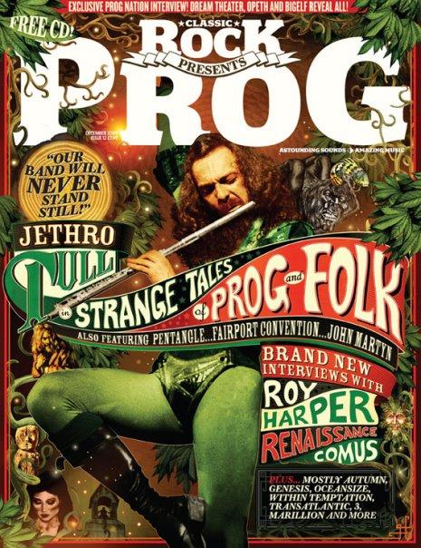 Prog rock magazine