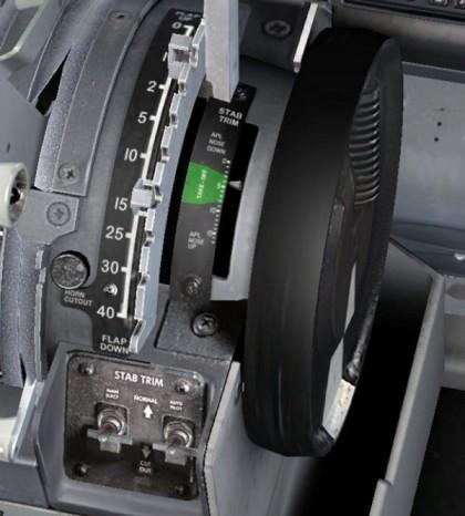 B737NG Flight Controls : 네이버 블로그