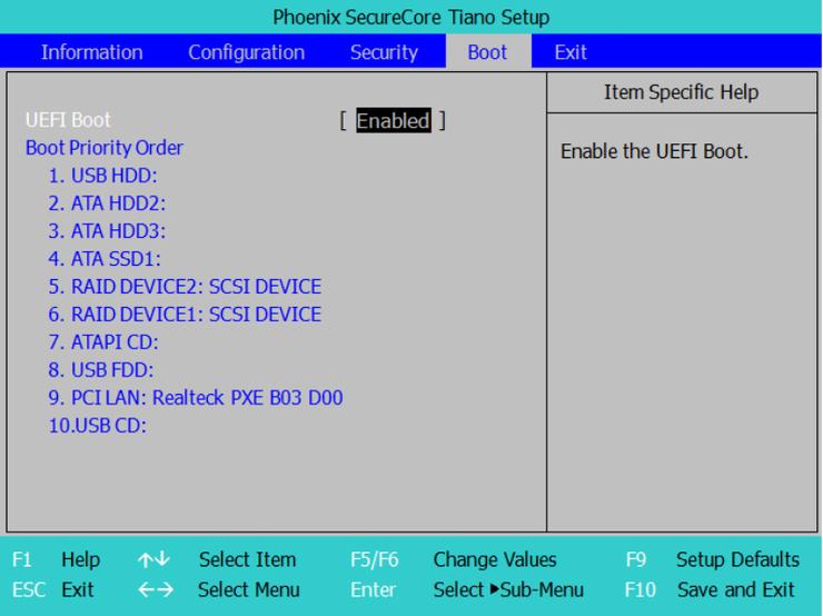 CMOS(BIOS) 설정방법 : 네이버 블로그