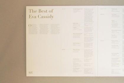 Eva Cassidy - The Best of Eva Cassidy (Compilation album) 2012