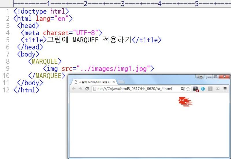4  HTML - BLOCKQUOTE, MARQUEE, OL, UL, DL, IMG      : 네이버 블로그