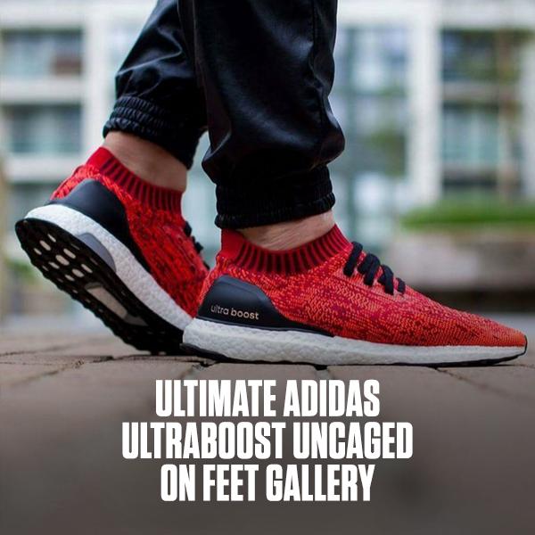 739181e5ae8a 아디다스 울트라 부스트 언케이지드(adidas Ultra Boost Uncaged) (by Sneaker Freaker)