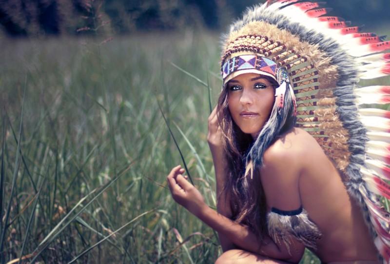 Image result for 체로키 인디언 여자