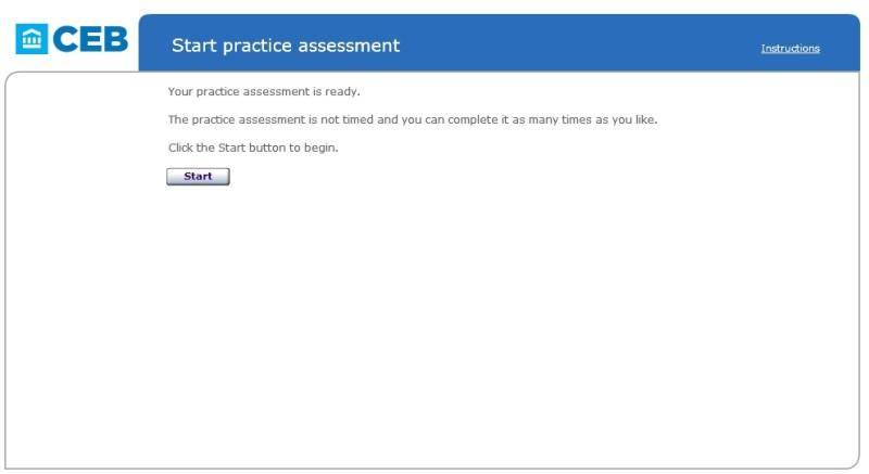 Career - 4  맥킨지 온라인테스트 McKinsey Pre-Assessment Test