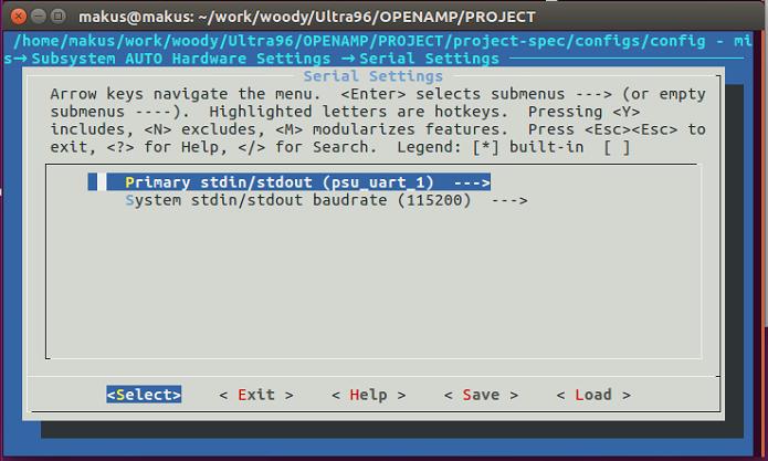 Ultra96을 통한 openamp 테스트 해보기 : 네이버 블로그